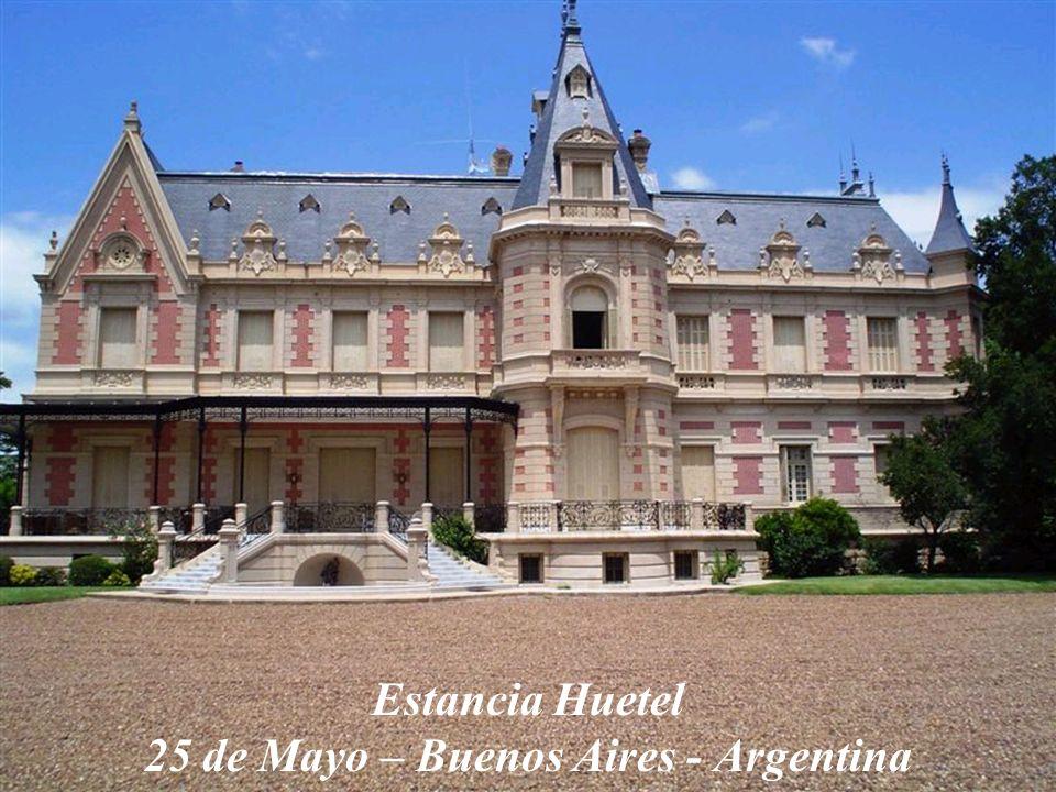Estancia Huetel 25 de Mayo – Buenos Aires - Argentina