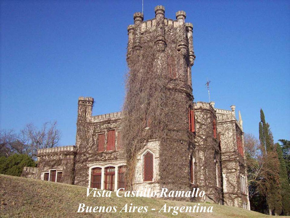 Vista Castillo Ramallo Buenos Aires - Argentina