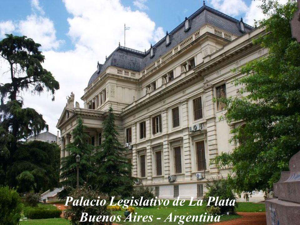 Palacio Legislativo de La Plata Buenos Aires - Argentina
