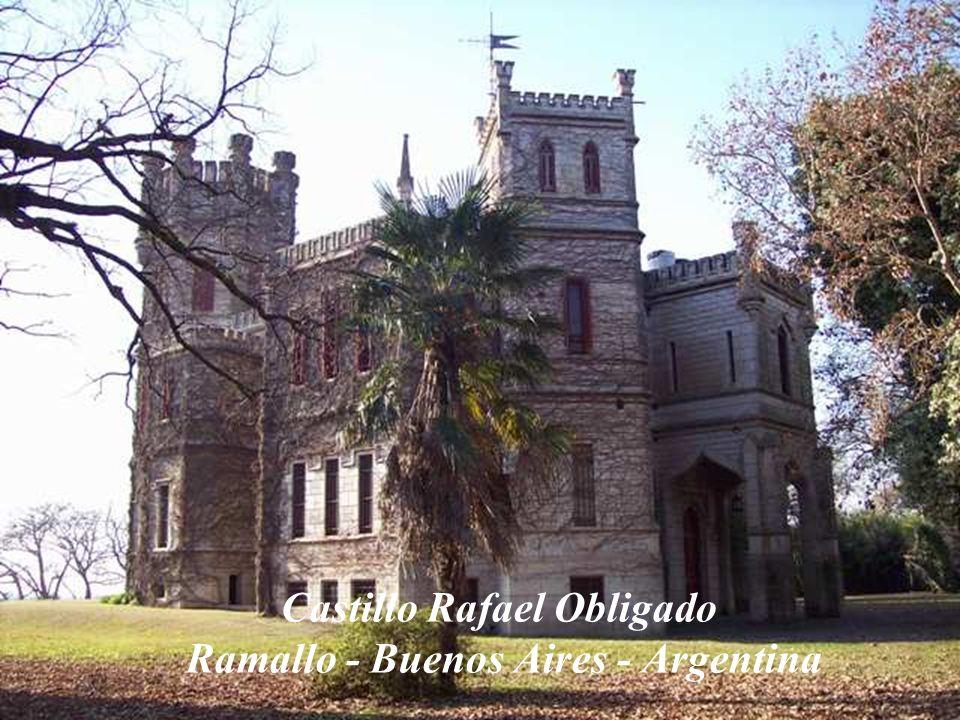 Castillo Rafael Obligado Ramallo - Buenos Aires - Argentina
