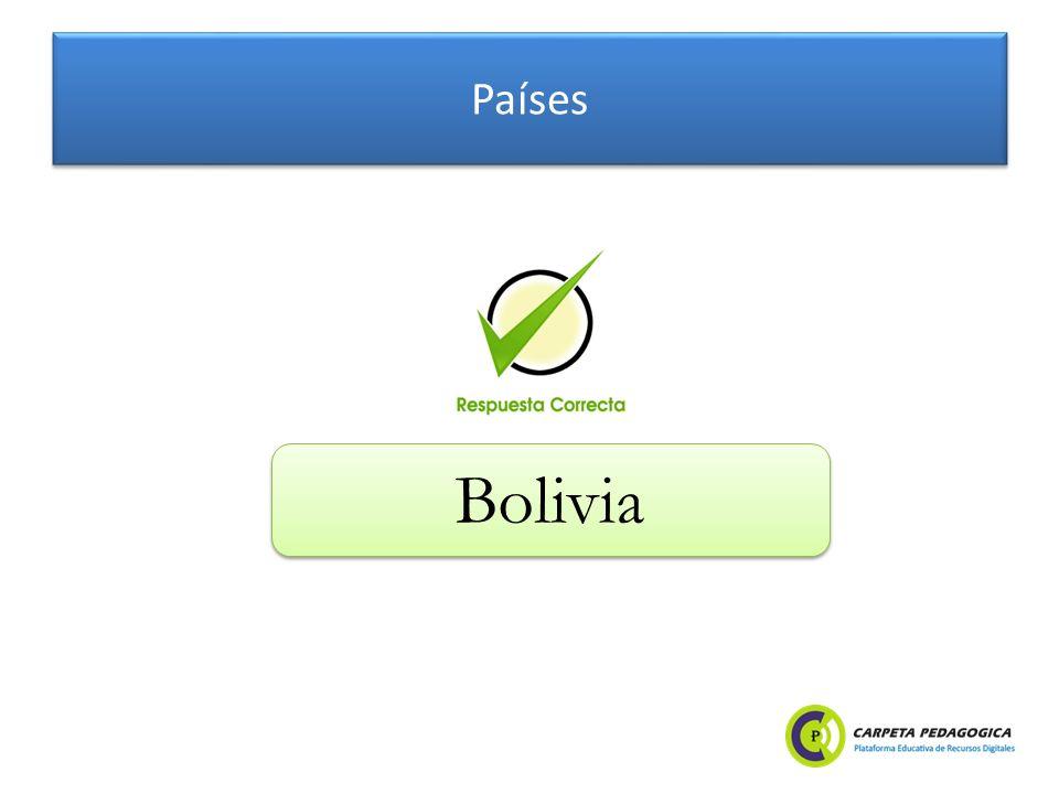 Países Bolivia