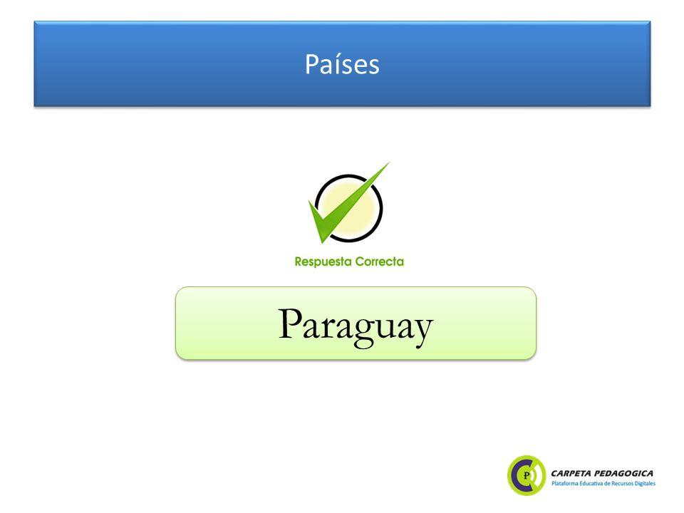 Países Paraguay