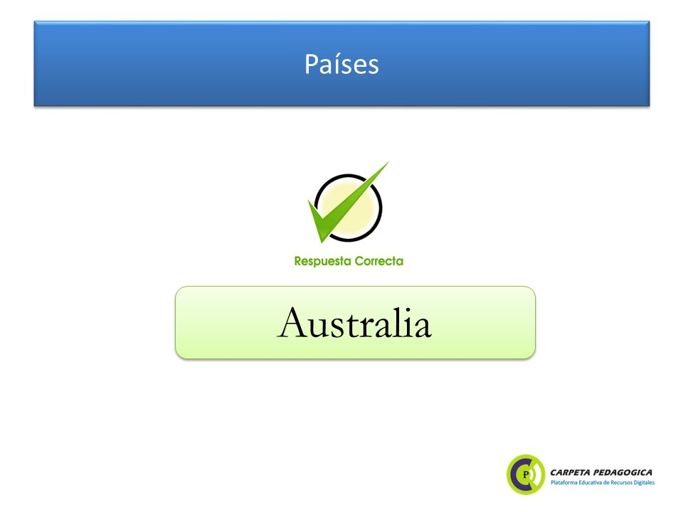 Países Australia