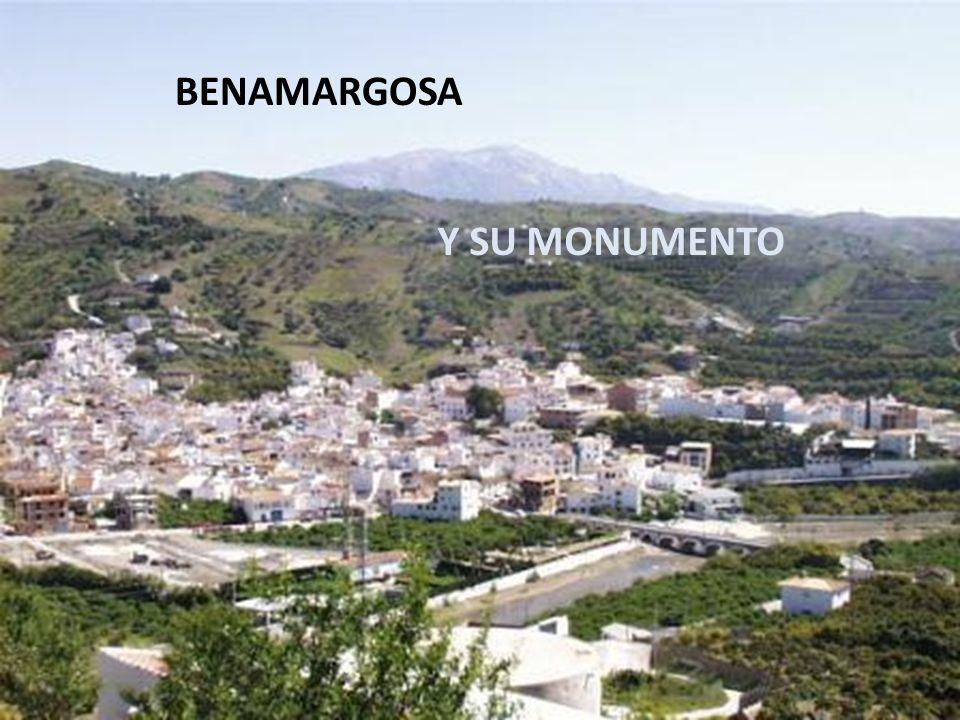 BENAMARGOSA Y SU MONUMENTO