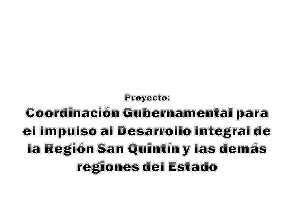 Diagnóstico En el Estado de Baja California coexisten regiones que guardan características diferenciadas respecto a las cabeceras municipales en cuanto a una menor disponibilidad de servicios públicos y oportunidades de desarrollo para sus habitantes.