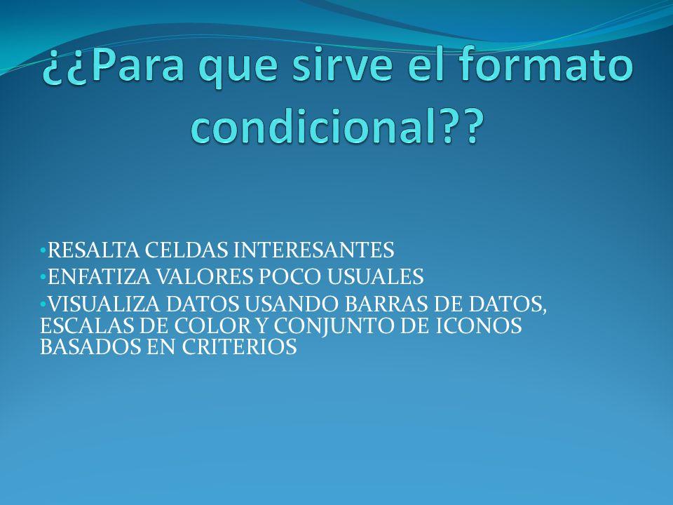 SE UTILIZA PARA MOSTRAR GRAFICAMENTE VARIACIONES EN PORCENTAJES, PROMEDIOS, ETC.; PARA LA TOMA DE DECISIONES