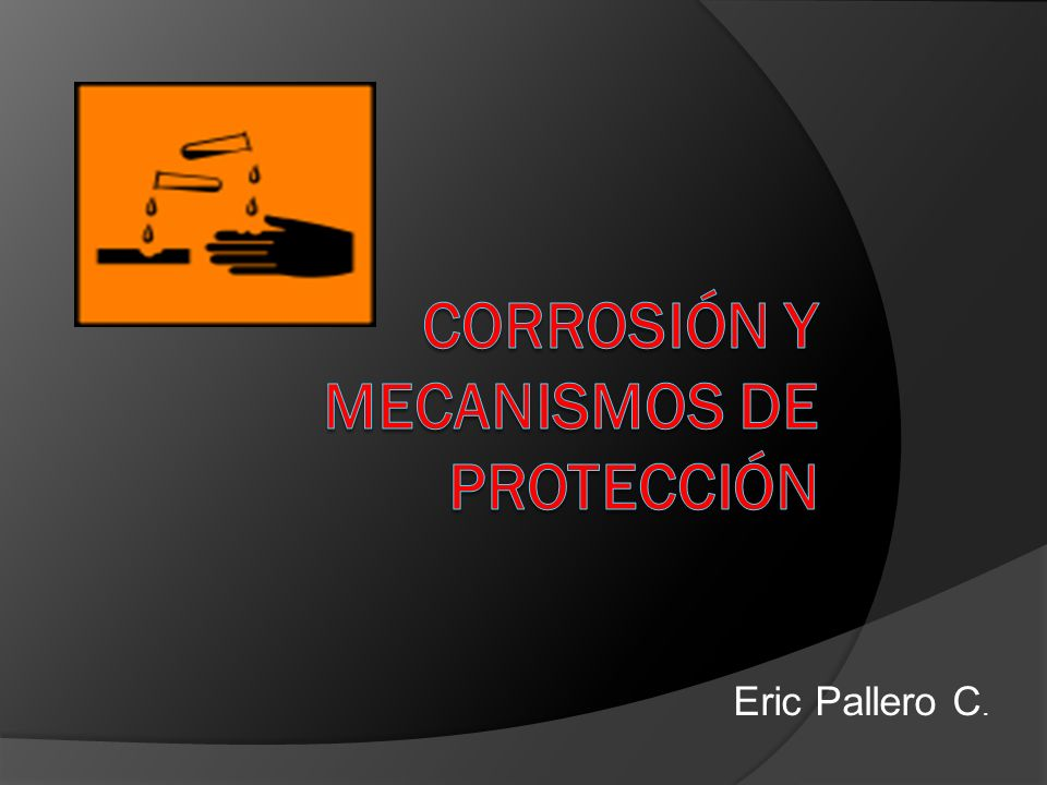 Abstract The objective of this paper is to provide information about the different causes of corrosion, how to prevent it and its protection mechanisms.