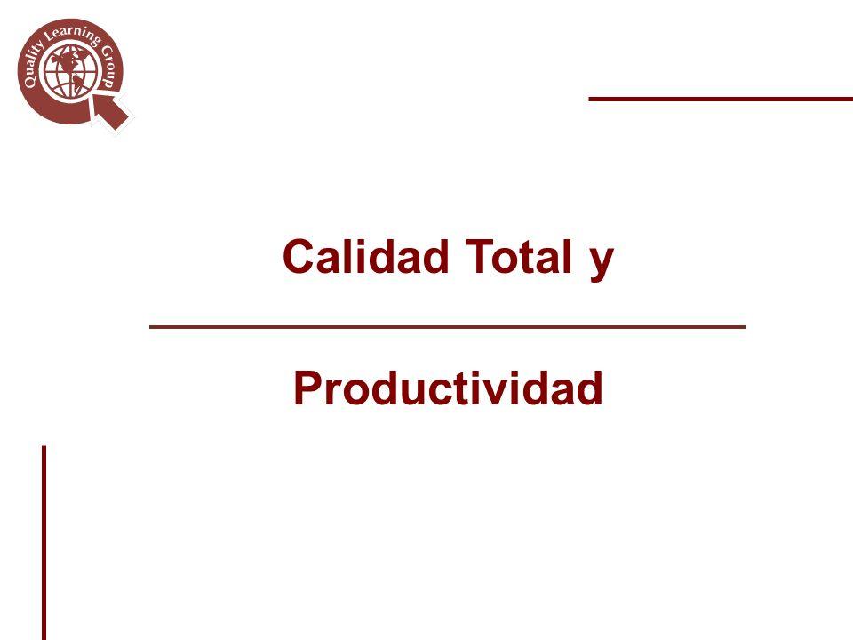 Calidad Total y Productividad