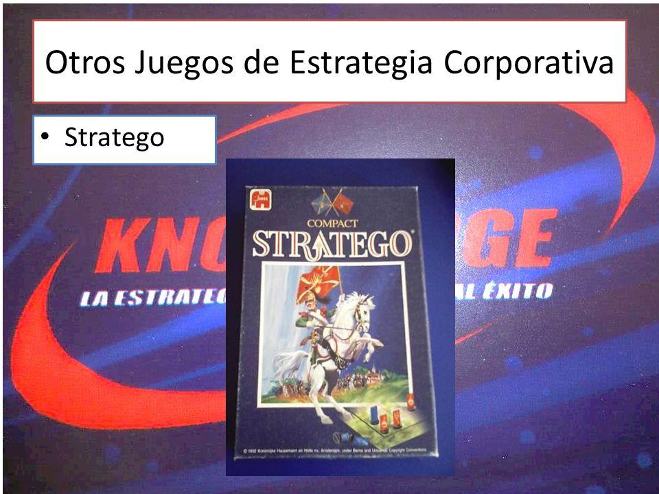 Otros Juegos de Estrategia Corporativa Stratego