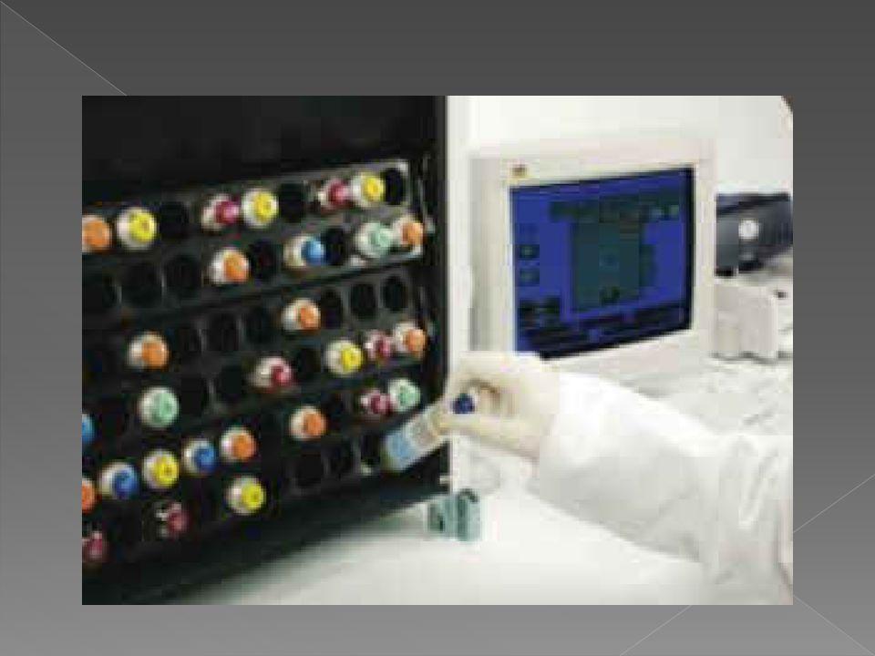 Hemocultivo sirve para: · Confirma la sospecha clínica de la presencia de un foco infeccioso en algún lugar del organismo.