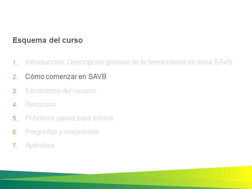 Cómo comenzar en SAVB Pasos para socios existentes (activos): 1.