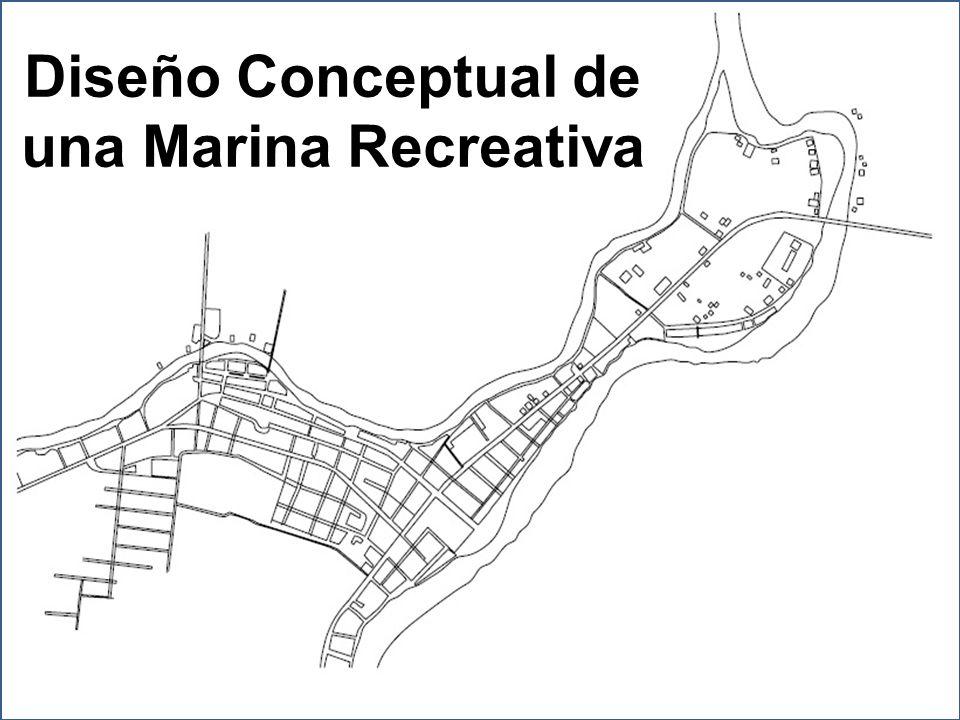 Diseño Conceptual de una Marina Recreativa