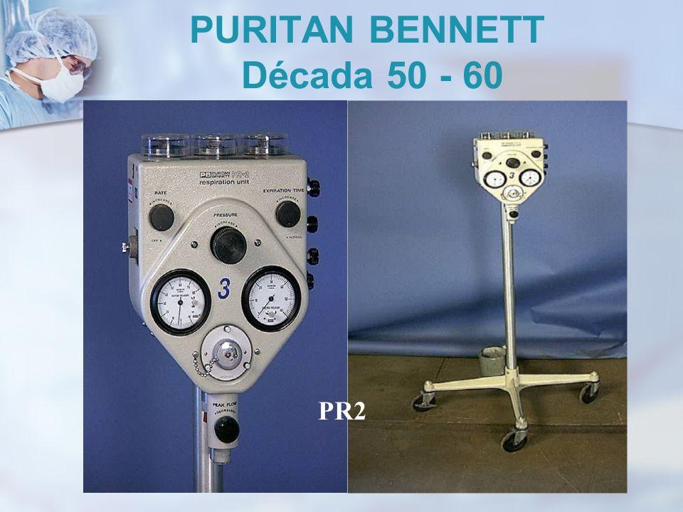 PURITAN BENNETT Década 50 - 60 PR2