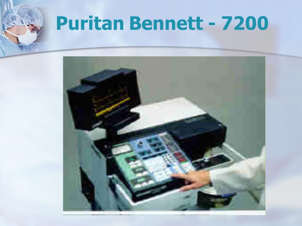 Puritan Bennett - 7200