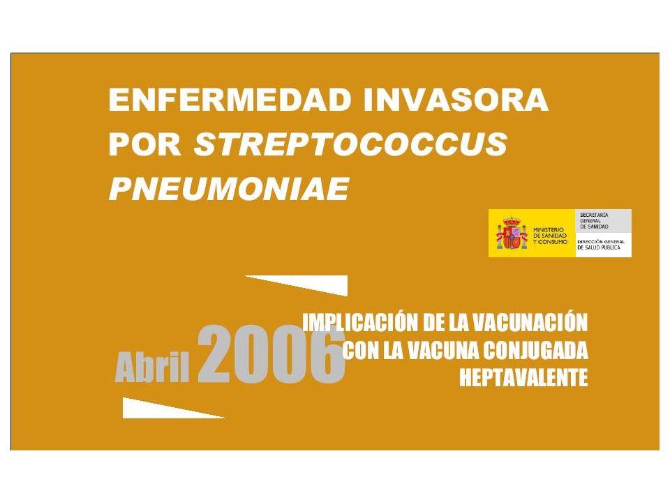 Incidència malaltia invasiva en < 5 anys per 10 6 Incidència malaltia invasiva en < 2 anys per 10 6 Incidència malaltia invasiva en < 1any per 10 6