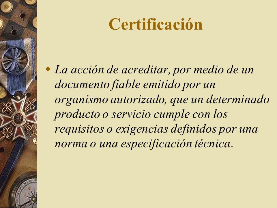QUIÉN NORMALIZA? La redacción de una norma supone la participación Los Fabricantes a través de sus organizaciones sectoriales y en su condición de emp