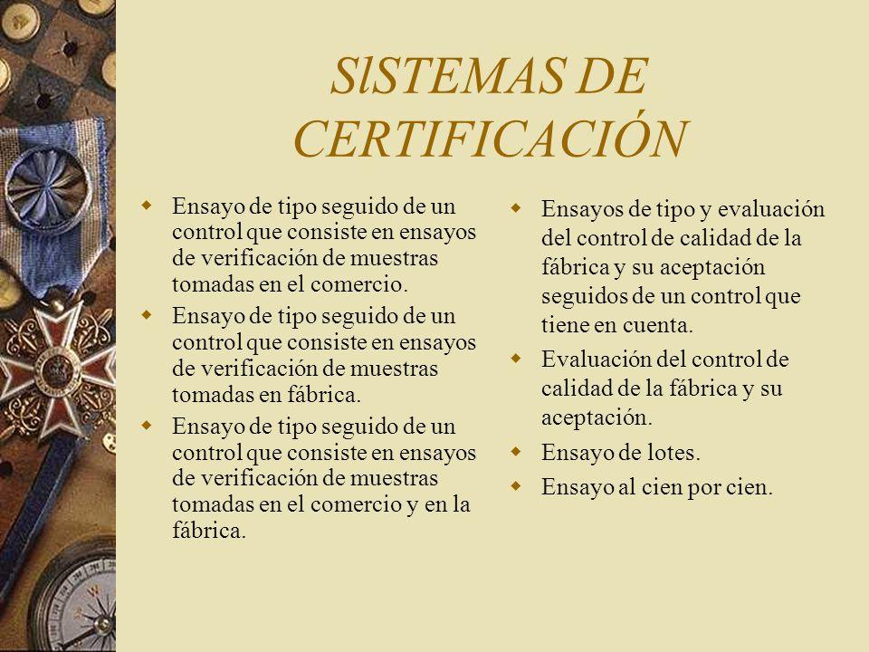 Certificación La acción de acreditar, por medio de un documento fiable emitido por un organismo autorizado, que un determinado producto o servicio cum