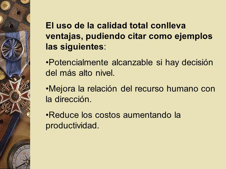 2 - Sistema de la calidad.- Se deben definir: Los objetivos a alcanzar.