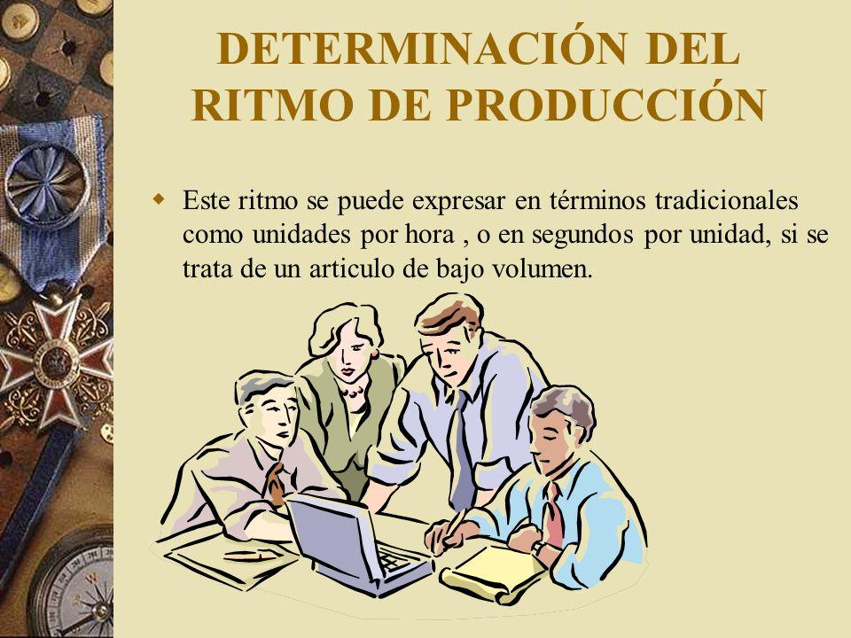 COMENZAR CON LA ULTIMA OPERACION El índice de la demanda en la última operación será, en la mayoría de los casos, la cantidad solicitada por los clien