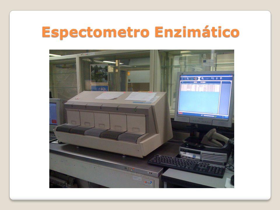 Espectometro Enzimático
