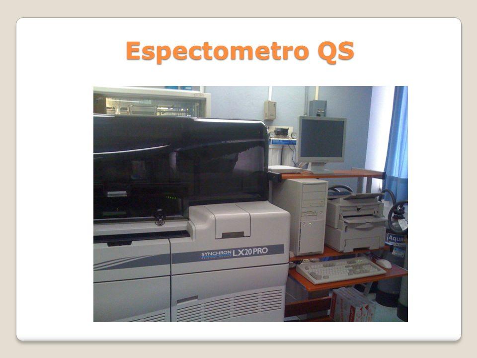 Espectometro QS