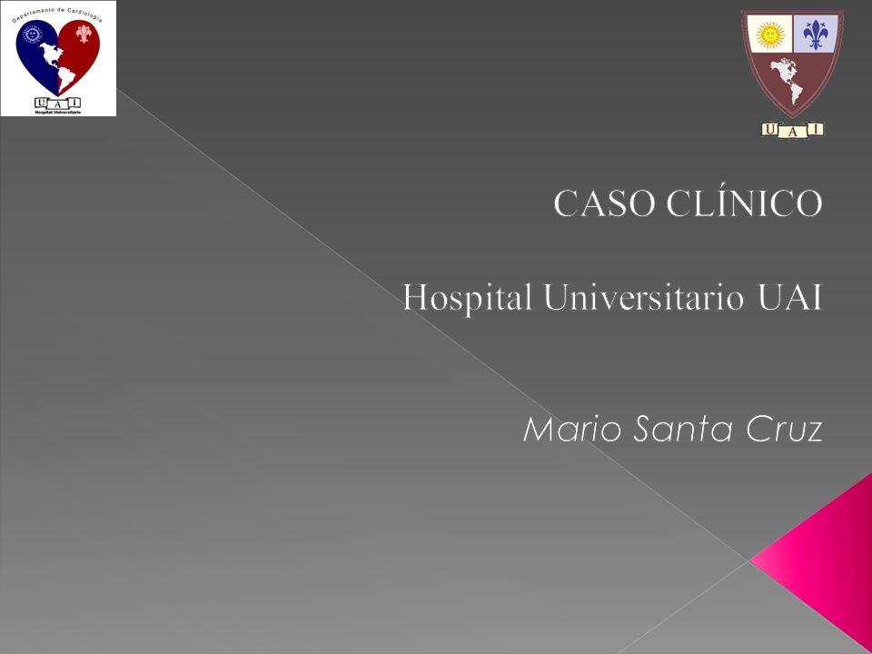 El síndrome coronario agudo ( SCA ) hace referencia al grupo de síntomas atribuidos a la obstrucción de las arterias coronarias.