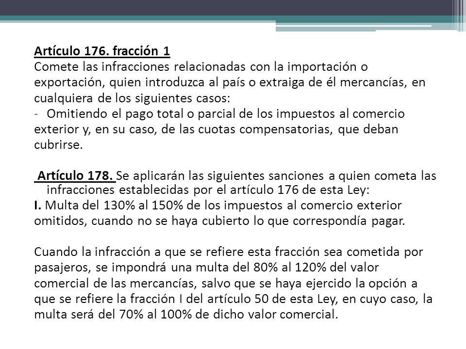 Artículo 176.