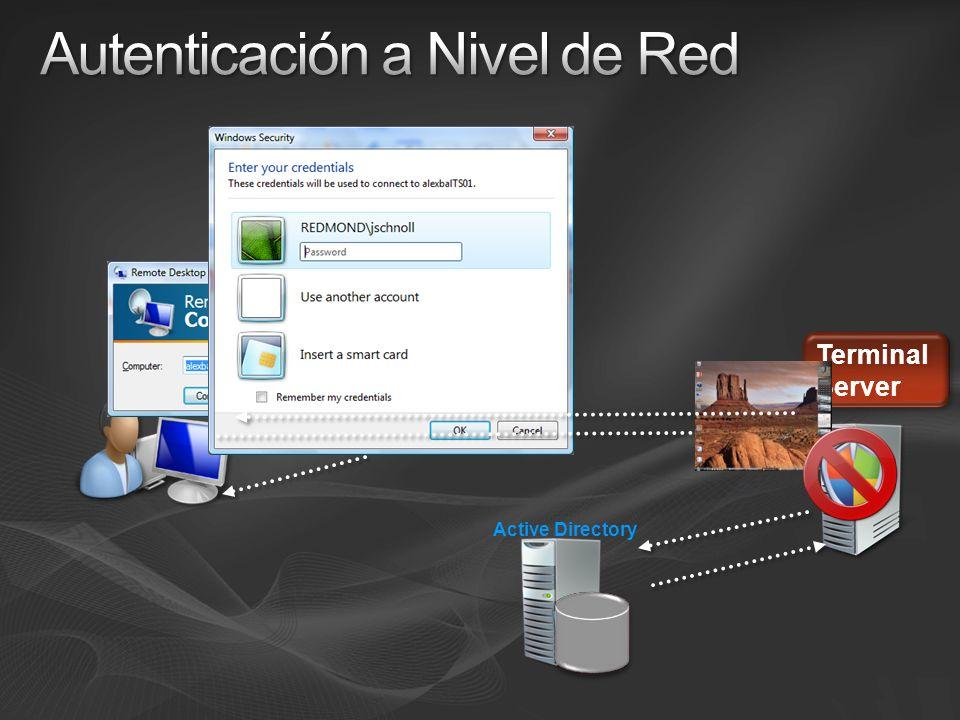 Terminal Server Active Directory