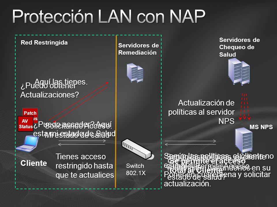 El puerto de SSL, 443 ofrece menos problemas de conectividad que el puerto RDP 3389.