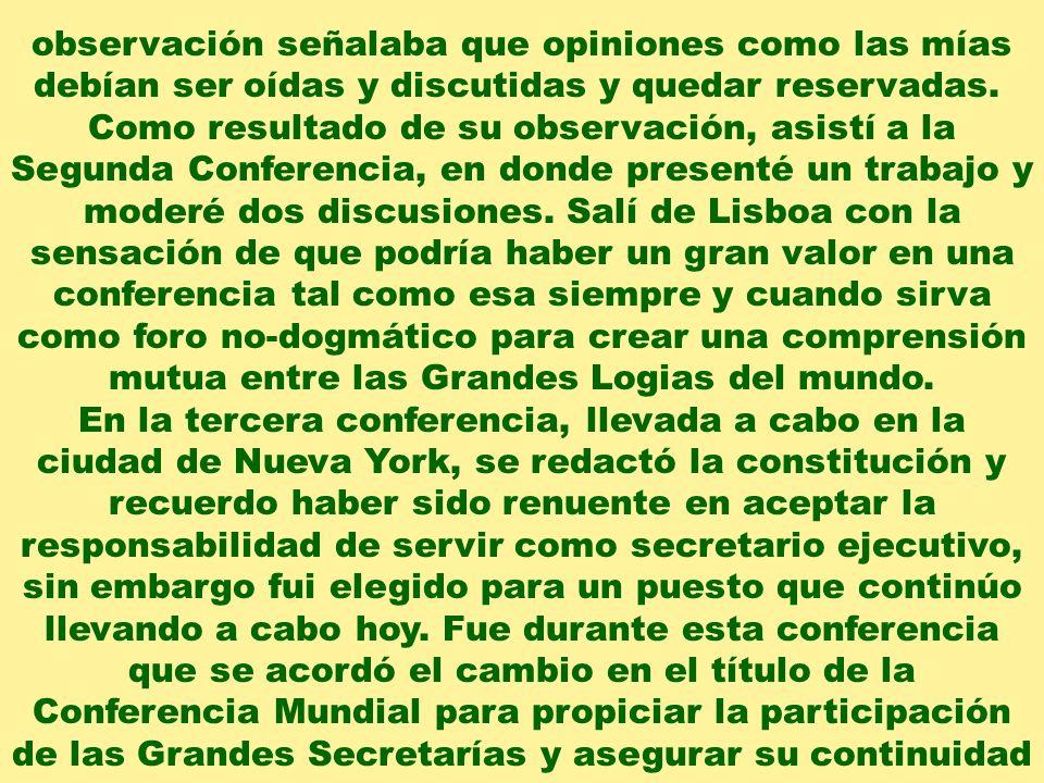 conocimiento fue llevada a cabo en la ciudad de México.