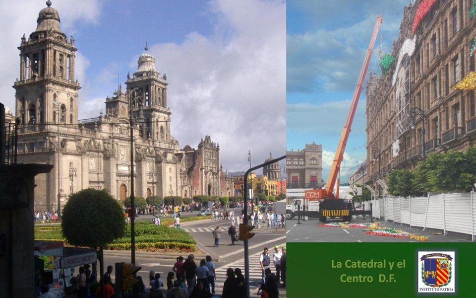 La Avenida Juárez D.F.