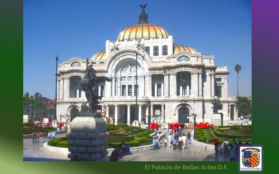 La Plaza de Santo Domingo D.F.