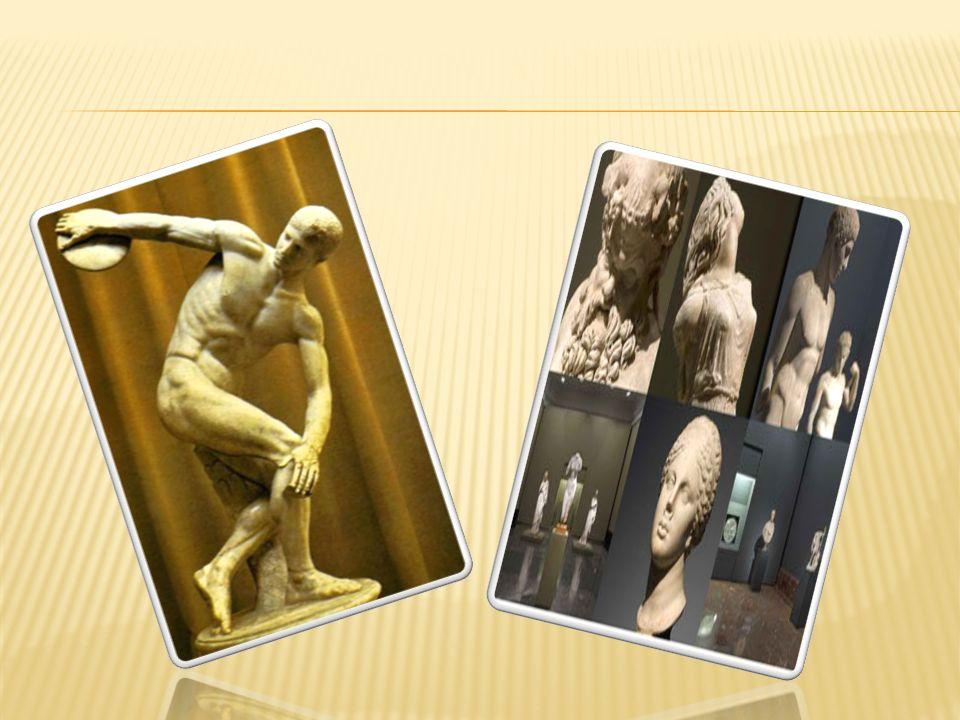 Mirón realizó su obra entre el periodo anterior y éste, en la primera mitad del s.V.