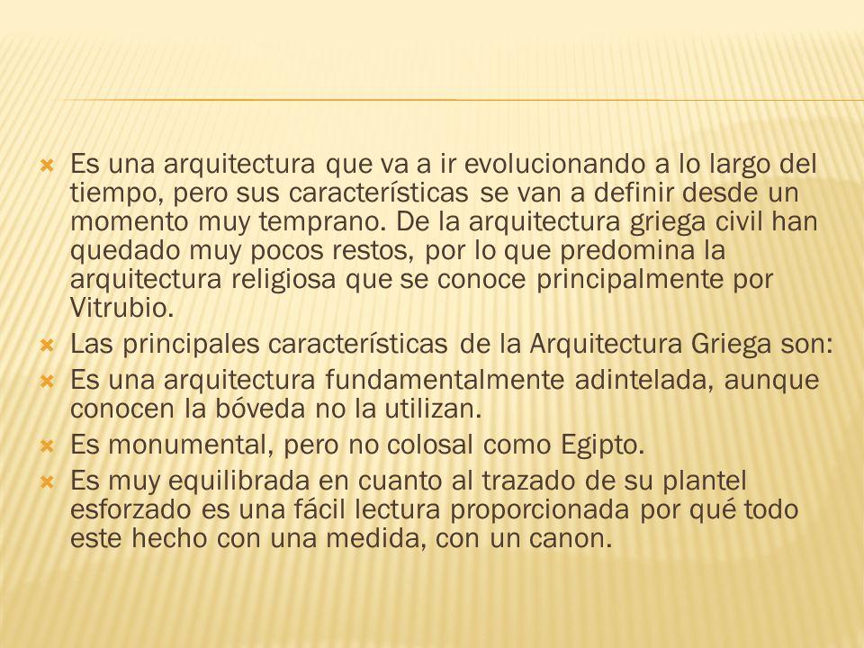 Es fruto de un trabajo en equipo, lo que hace que sea una arquitectura de una gran perfección, con mucha armonía.