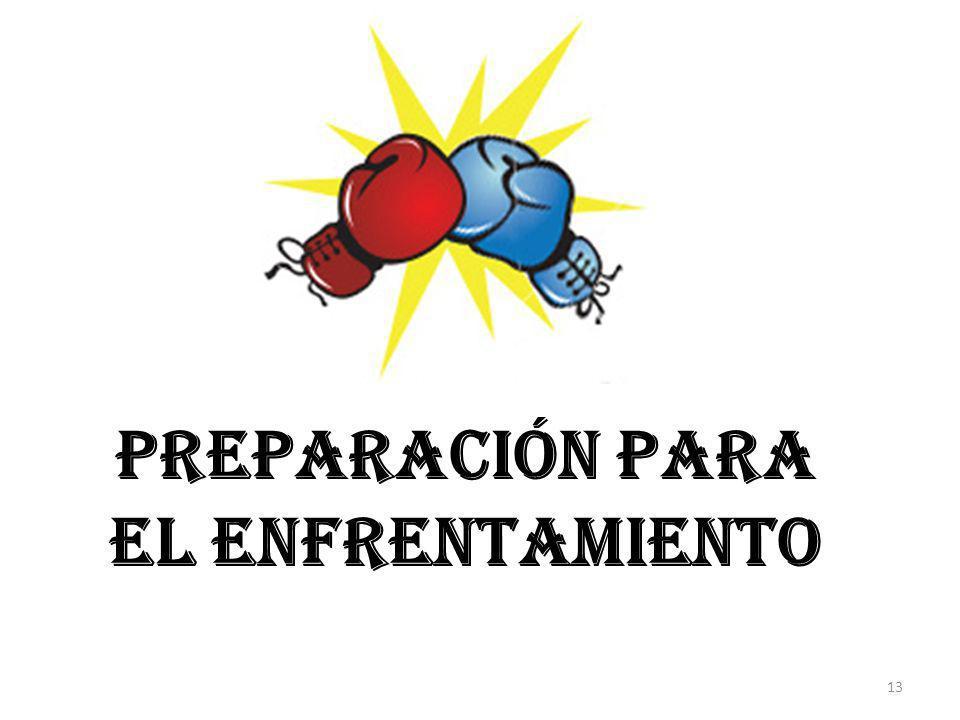 Preparación para el Enfrentamiento 13