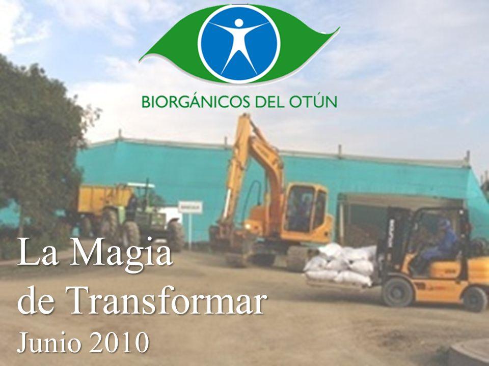 www.biotun.com 100% Colombiano Recuperamos Aluminio El aluminio es 100% reciclable.