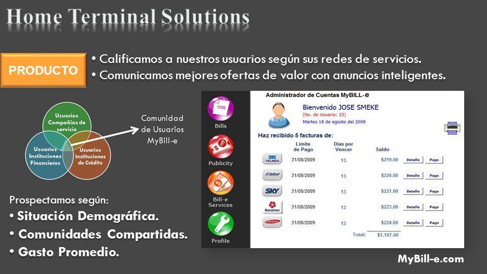 PRODUCTO MyBill-e.com