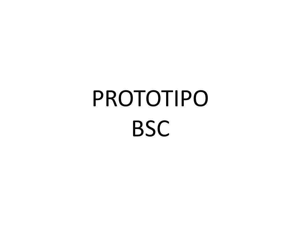PROTOTIPO BSC