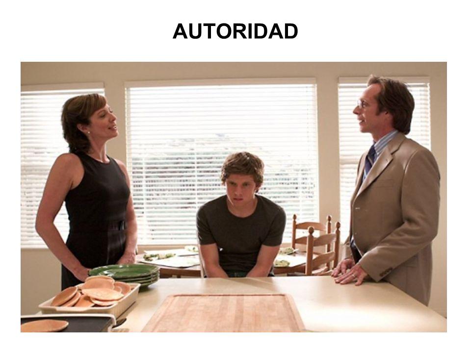 ¿Qué es Autoridad.