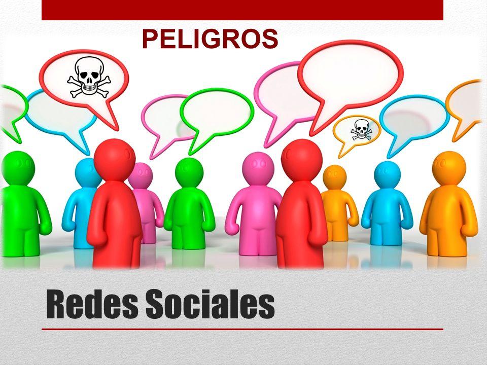 Redes Sociales PELIGROS