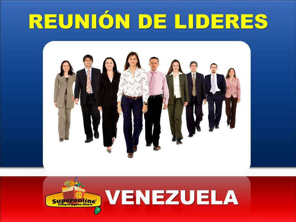REUNIÓN DE LIDERES VENEZUELA
