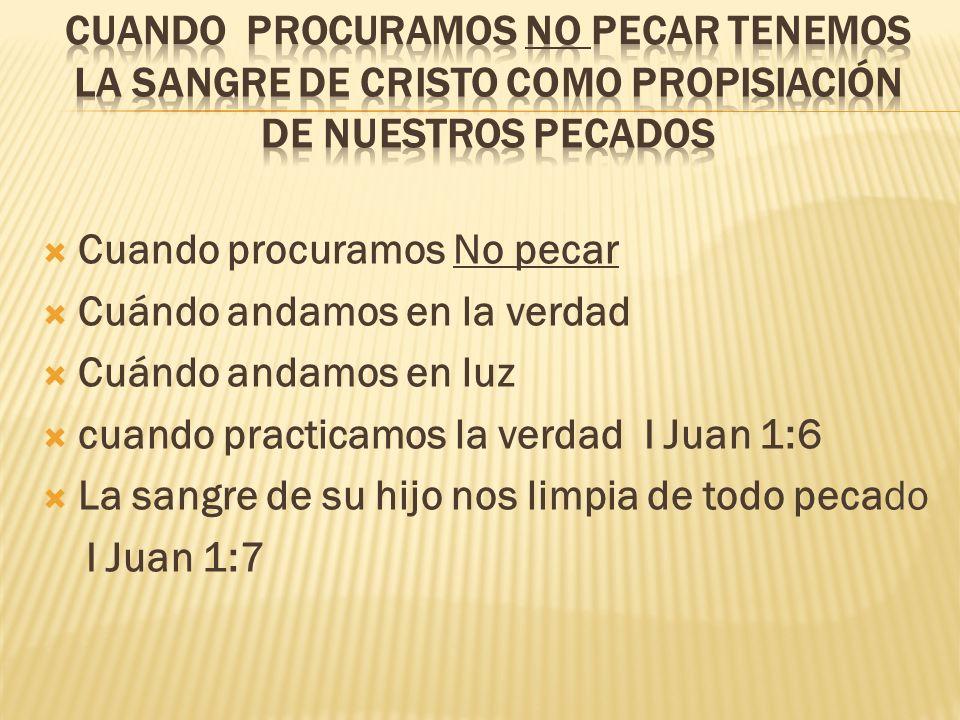 Dios envió a su hijo como propiciación por nuestros pecados I Juan 4:10 La palabra propiciación sig.