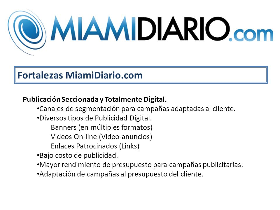 Publicación Seccionada y Totalmente Digital.