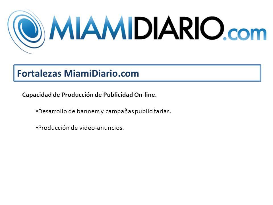 Capacidad de Producción de Publicidad On-line. Desarrollo de banners y campañas publicitarias.
