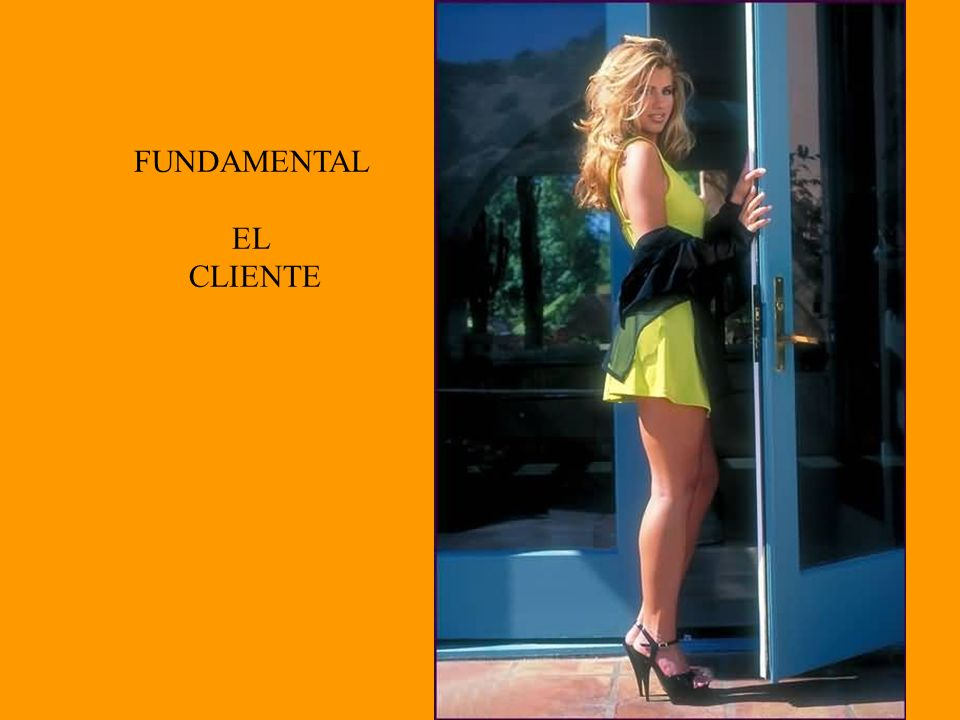 FUNDAMENTAL EL CLIENTE