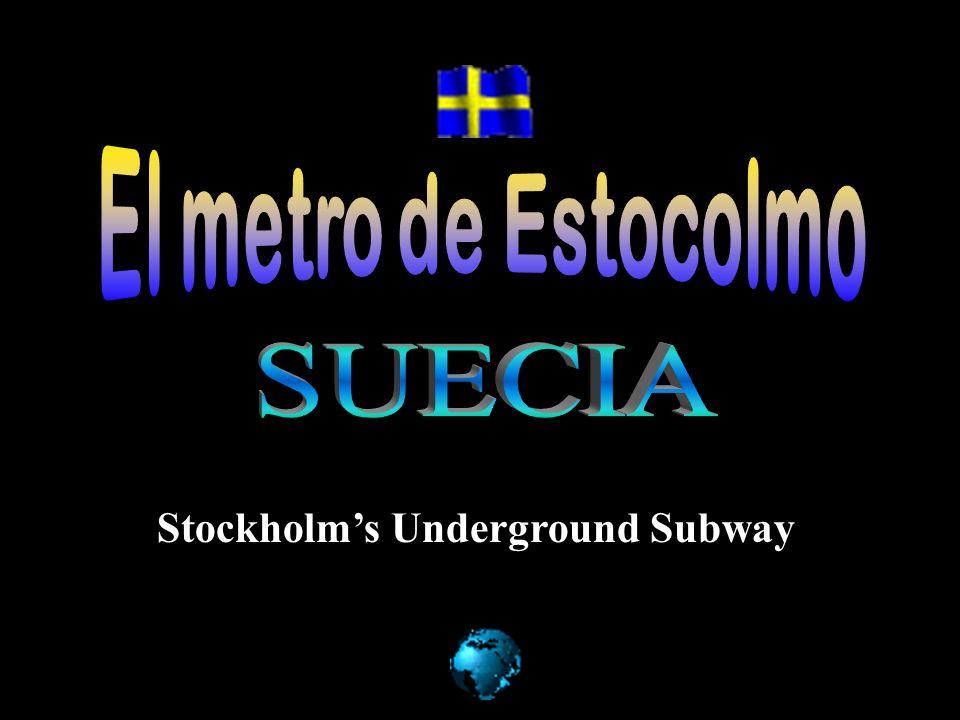 Stockholms Underground Subway