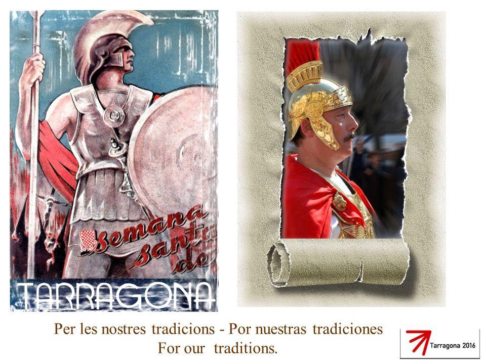 - Pel seu patrimoni. - Por su patrimonio. - For its heritage.