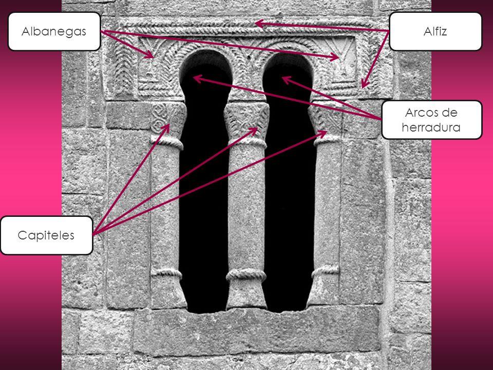 AlfizAlbanegas Arcos de herradura Capiteles