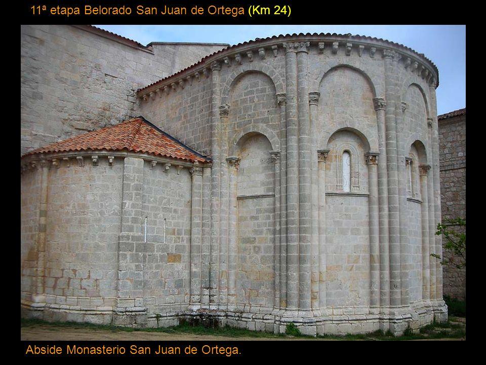 10ª etapa Santo Domingo de la Calzada Belorado (Km 22) Nuestra Señora de Belen Belorado