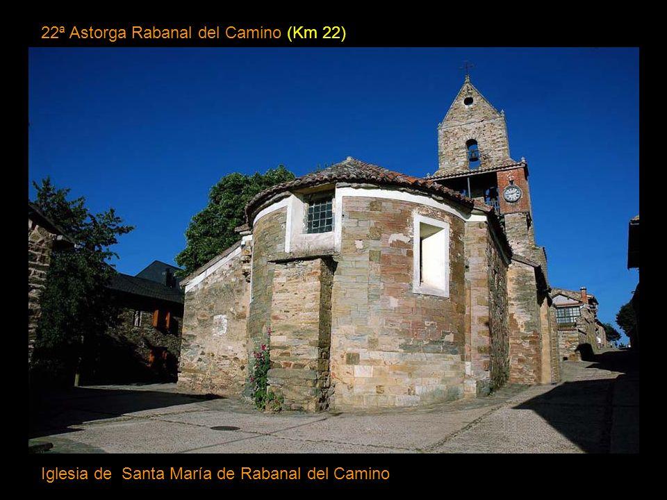 21ª etapa Villadangos del Parámo Astorga (Km 26) Palacio Episcopal de Astorga